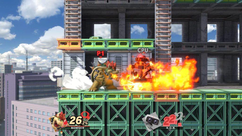 Bowser Super Smash Bros Ultimate