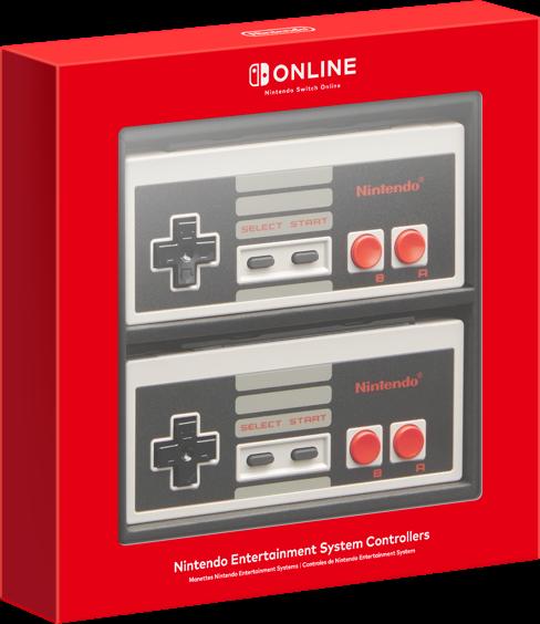NES Controllers Nintendo Online