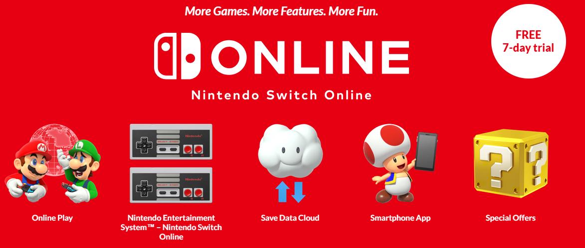 Nintendo Online Cover