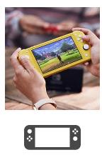 Nintendo Switch Lite Tryby