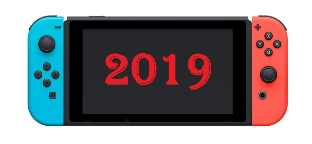Nintendo Switch Premiery 2019