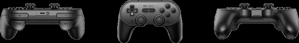 8BitDo SN30 Pro+ Czarny