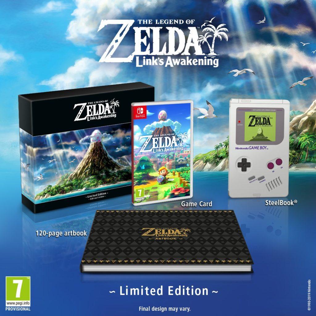 The Legend of Zelda: Link's Awakening Edycja Limitowana