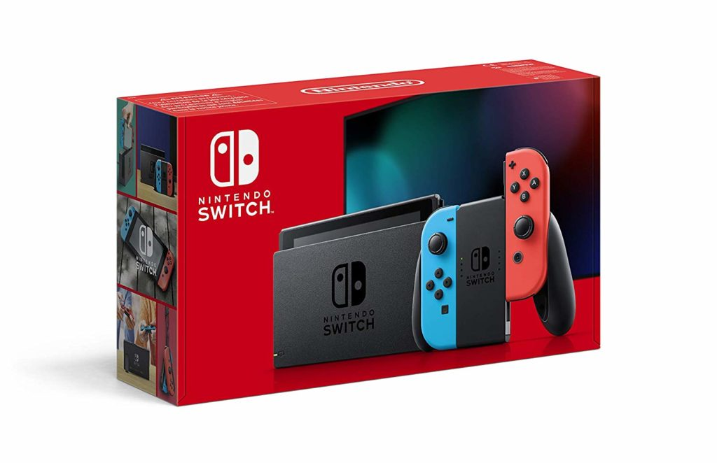 Nowy Nintendo Switch
