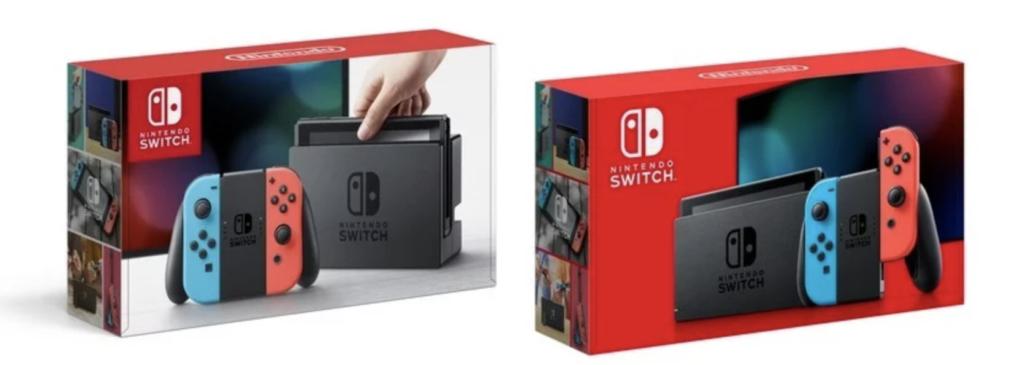 Nowa Nintendo Switch