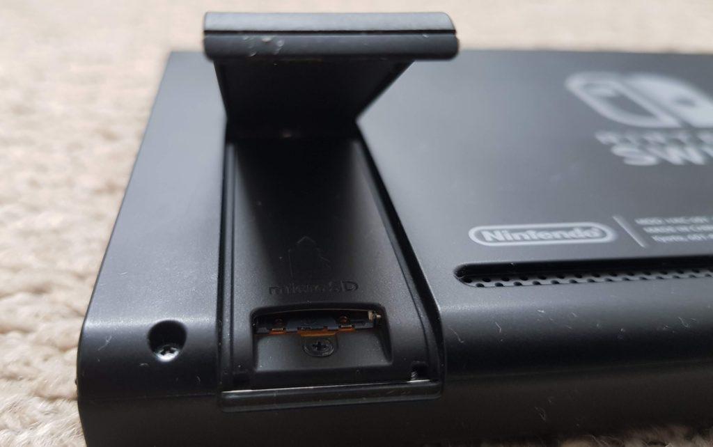 Karta pamięci Nintendo Switch