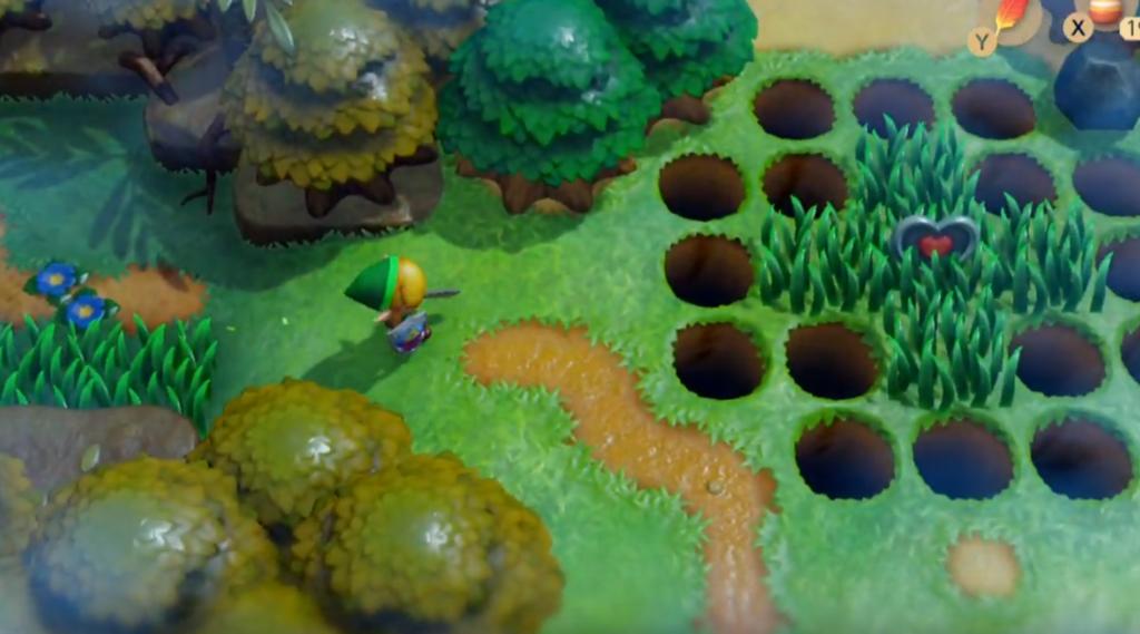 Link's Awakening Solucja