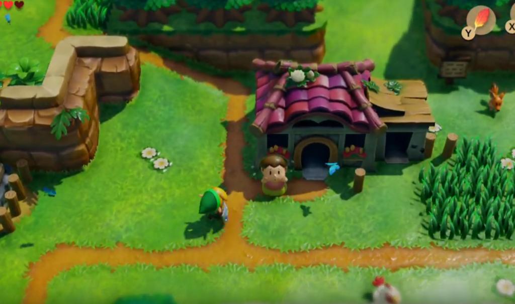 Link's Awakening BowWow