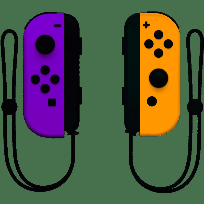 JoyCon - akcesoria do Nintendo