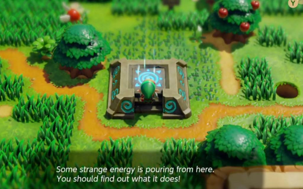 portal link's