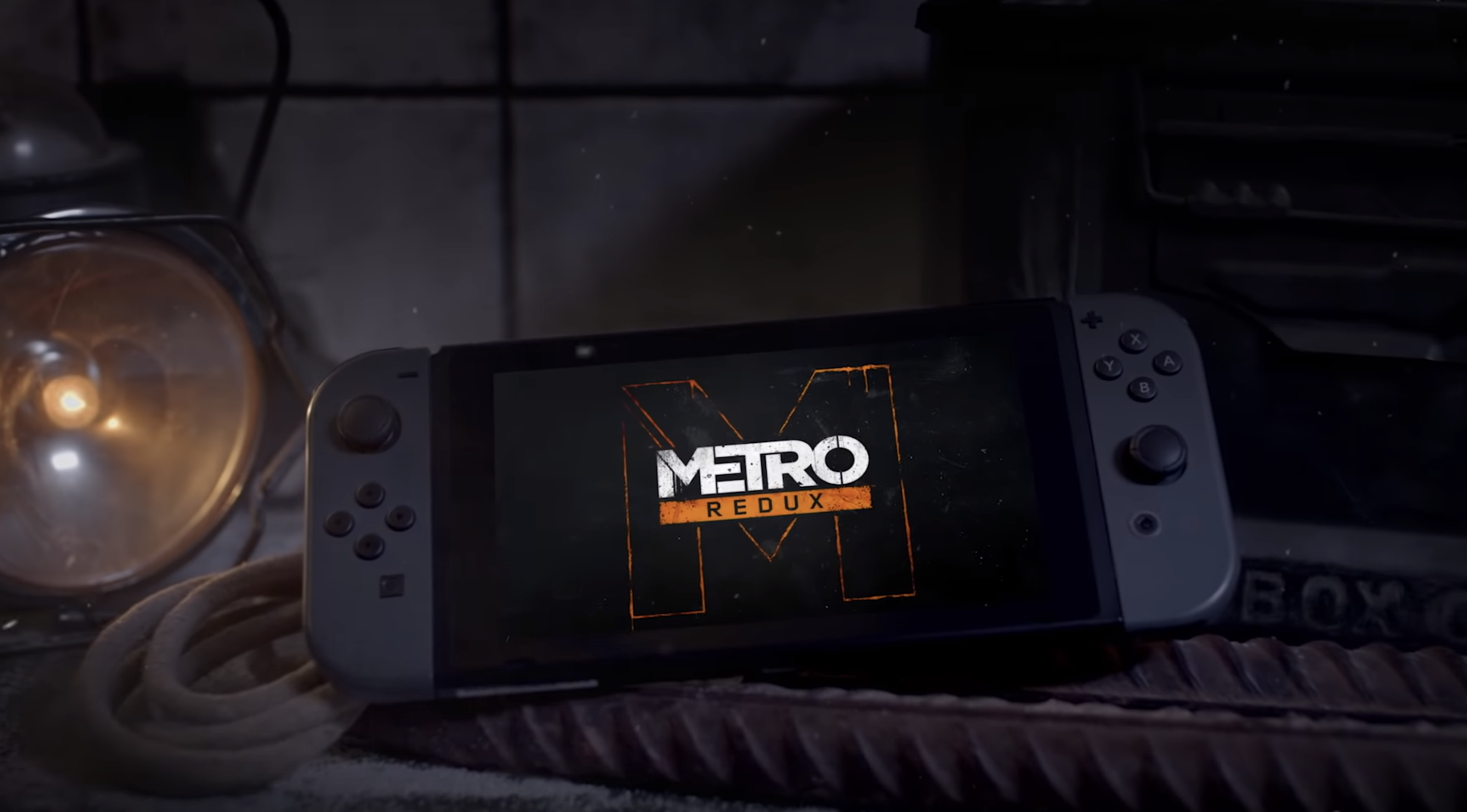 Metro 2033 Switch