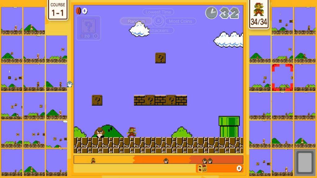 Super Mario Bros 35 Gameplay