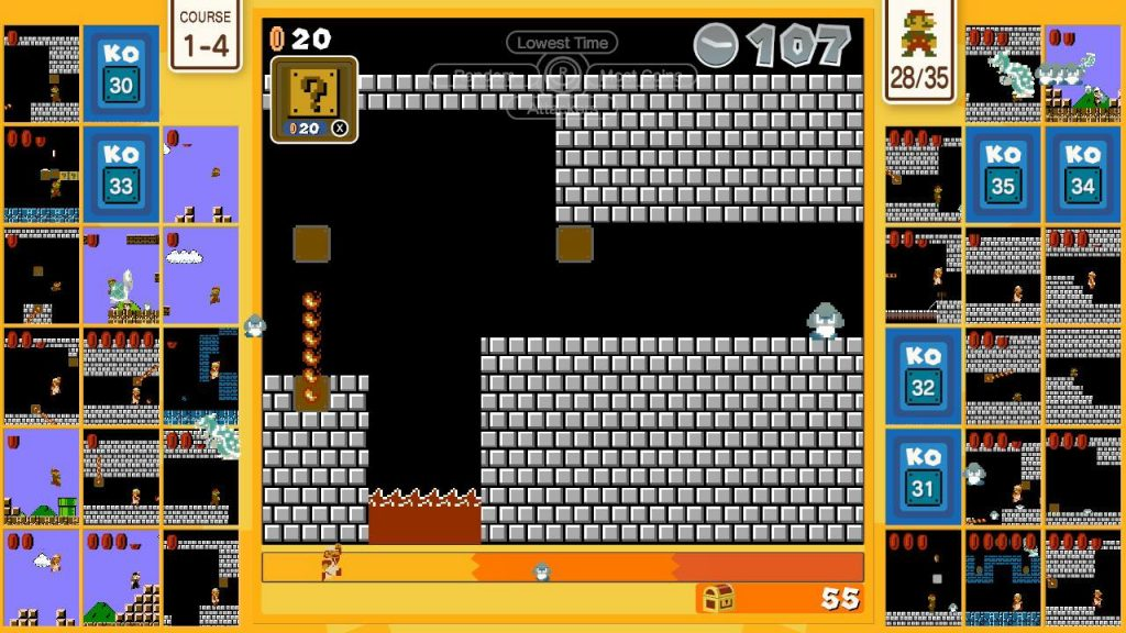Super Mario Bros 35 Bowser