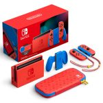 Nintendo Switch Mario Red Blue