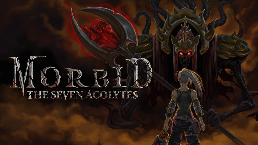 morbid the seven acolytes cover