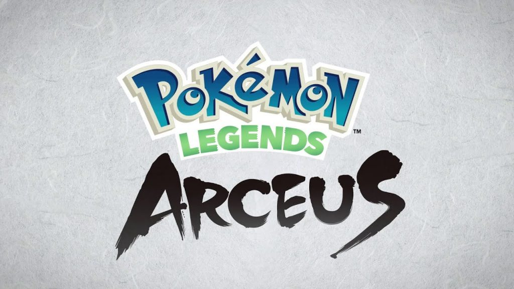 Pokemon Legends Arceus