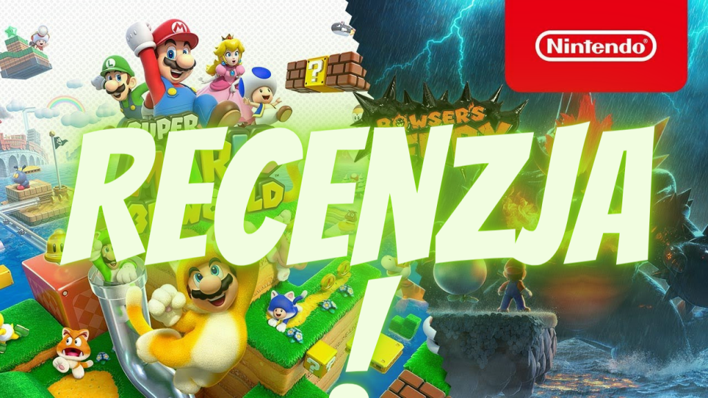 Super Mario 3D World Recenzja