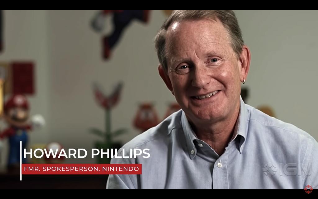 Howard Phillips