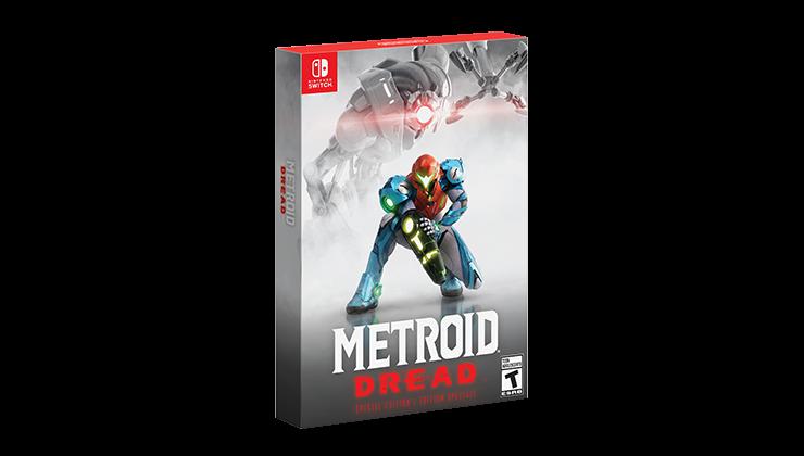 Pudełko Medroid Dread Edycja Specjalna