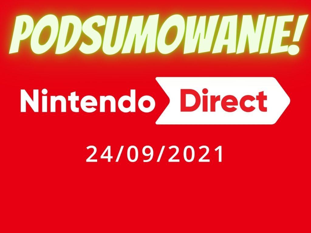 Podsumowanie Nintendo Direct Wrzesień 2021
