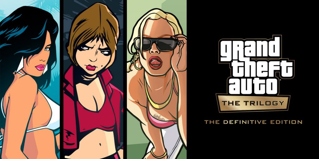 GTA San Andreas The Trilogy Definitive Edition