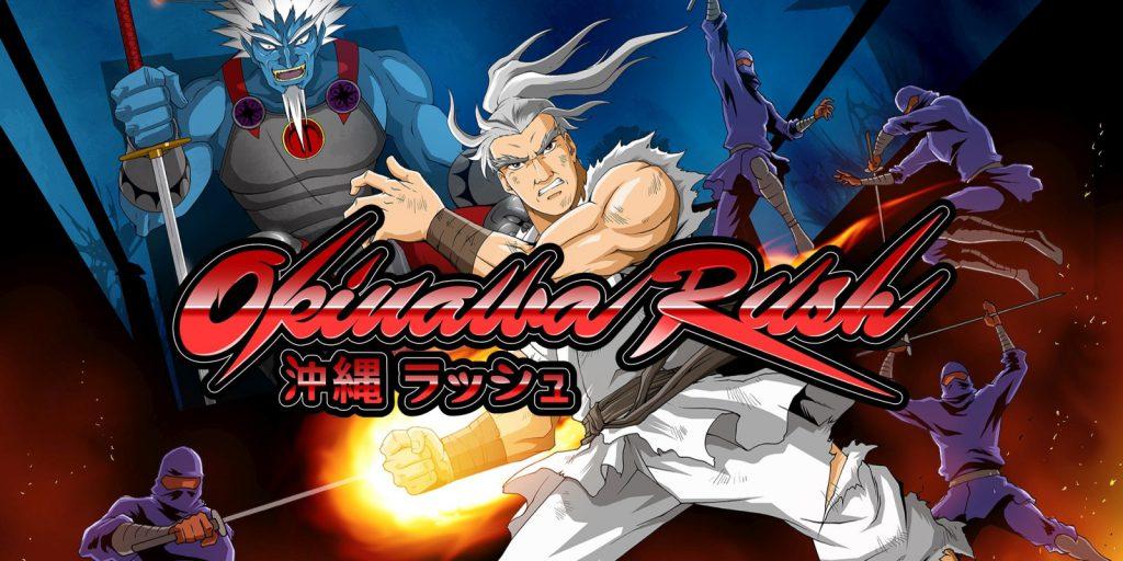 Okinawa Rush Switch